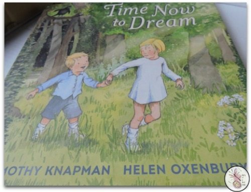 Time Now To Dream {Book Review}