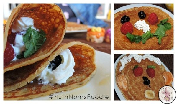 #NumNomsFoodie Pancake Day Invitation To Play