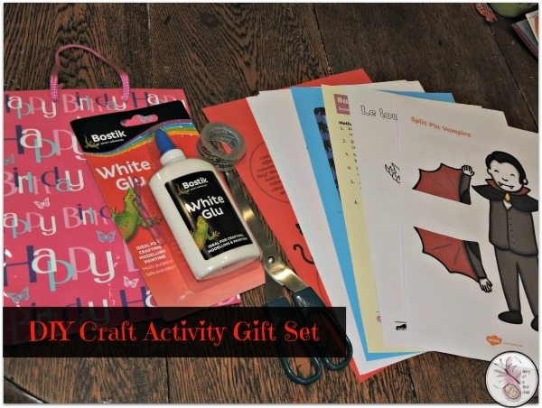 DIY Craft Kit Gift With Twinkl
