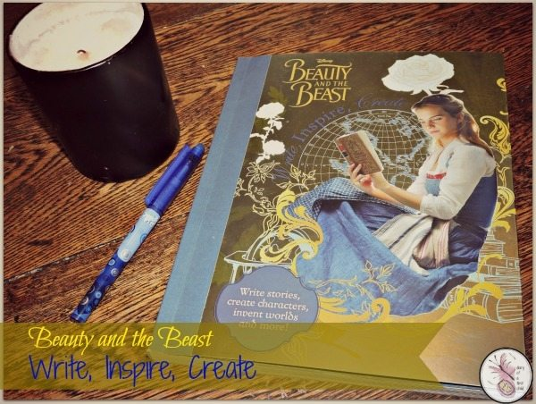 Beauty and the Beast Write, Inspire, Create