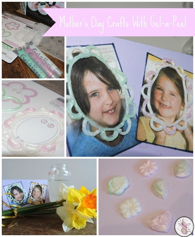 Mother's Day Crafts With Gel-A-Peel Pearly Pastels