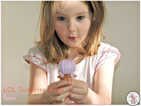 LOL Surprise Dolls Review