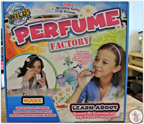 STEM/STEAM Wild Science Perfume Factory