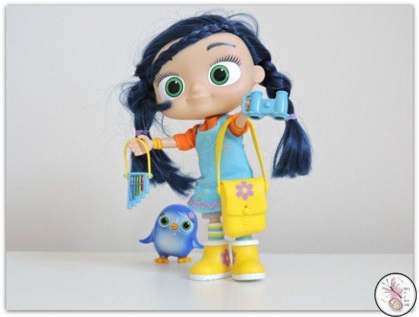 Wissper & Peggy Starter Doll