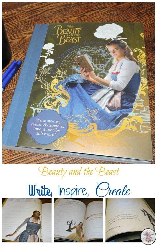 Beauty and the Beast Write, Inspire, Create