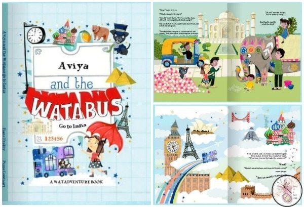 Aviya and the Watabus