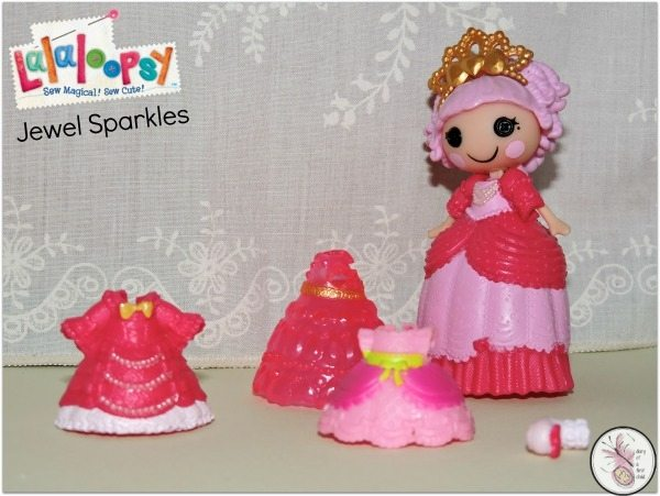 Lalaloopsy Mini Jewel Sparkles Review