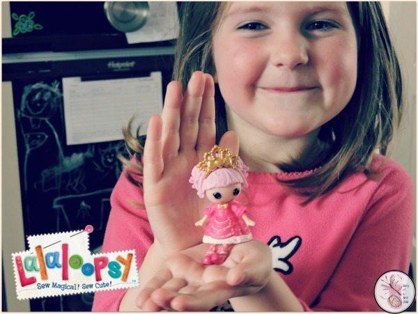 Lalaloopsy doll Jewel Sparkles