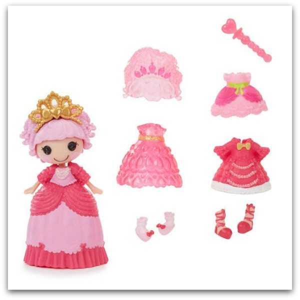 Lalaloopsy Mini Jewel Sparkles Review