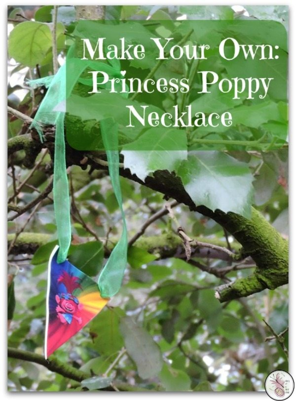 How To Make A Princess Poppy Necklace