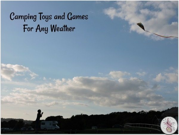 Camping Toys and Games For Any Weather