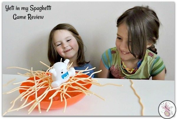 """Yeti In My Spaghetti"" Game Review"