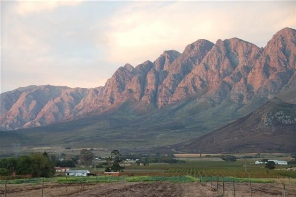 Oudtshoorn Mountains, South Africa
