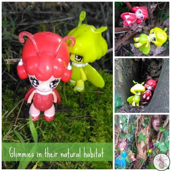 Glimmies in the Forest