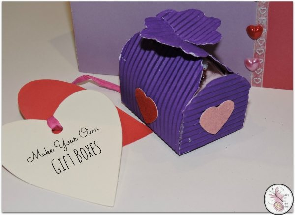 Make Your Own Gift Boxes