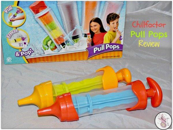 Chillfactor Pull Pops