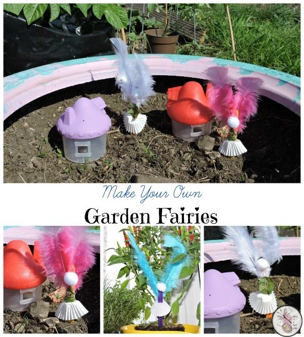 Garden Fairies PinIt