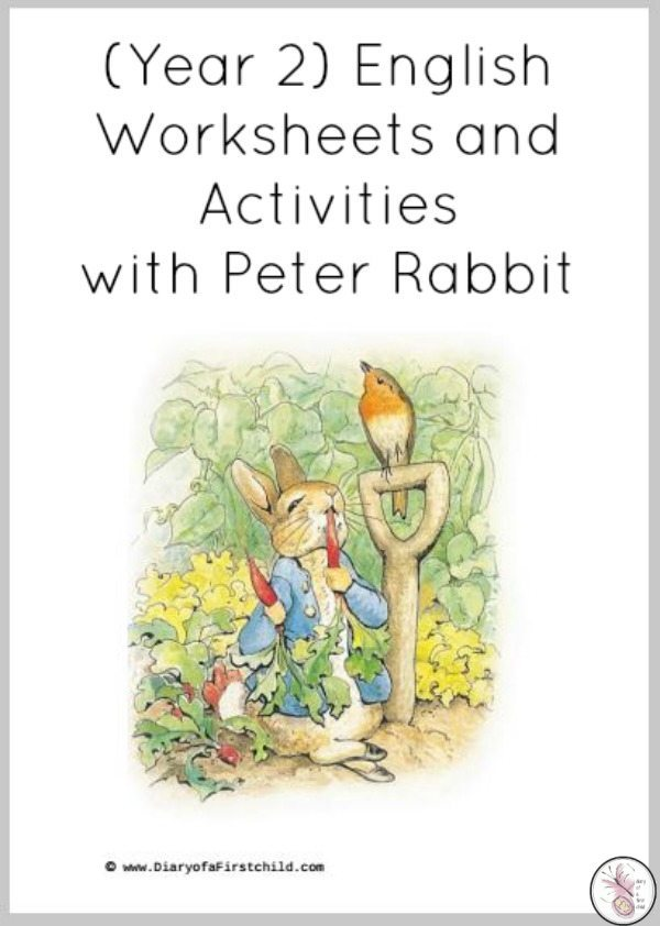Peter Rabbit Activities