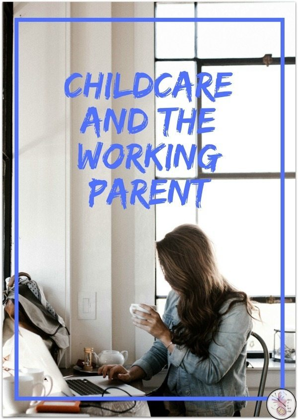 childcare and the working parent