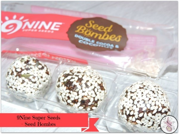 9Nine Seed Bombes
