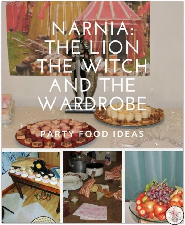 Narnia Party Food