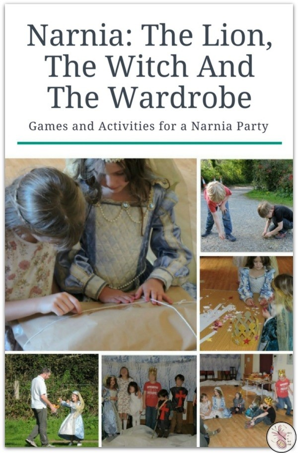 Narnia Games Collage
