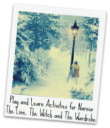 Play And Learn Activities for Narnia