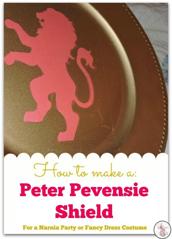 Peter Pevensie Shield