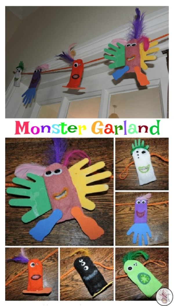 Monster Garland