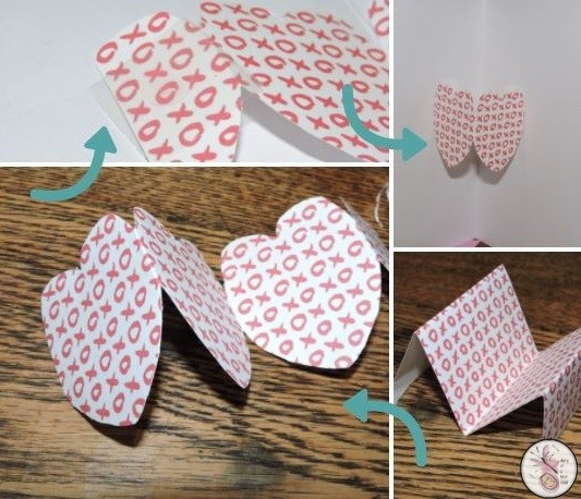 Pop Up Valentine's Day Cards
