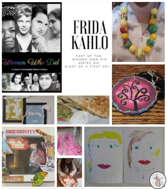 Frida Kahlo Study Unit