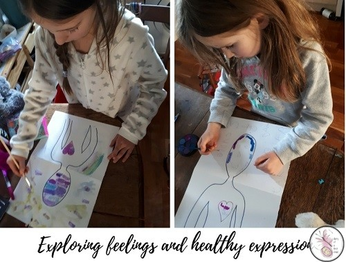 exploring feelings and heaalthy expression