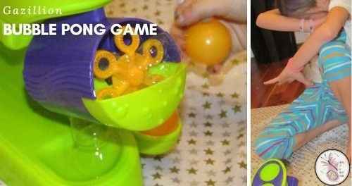 Bubble Pong Game