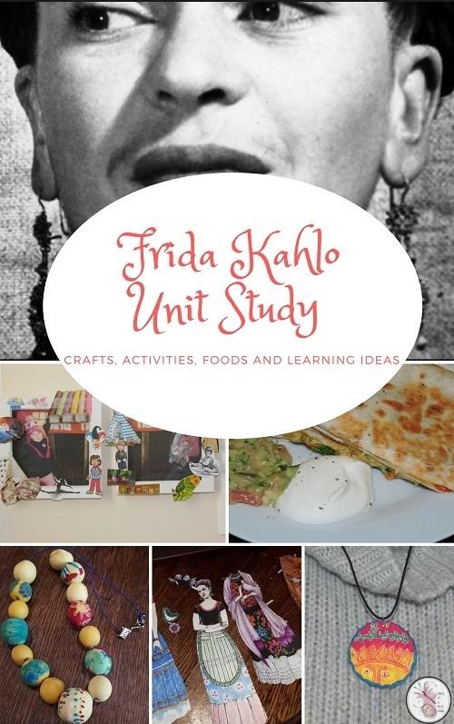 Frida Kahlo Unit Study