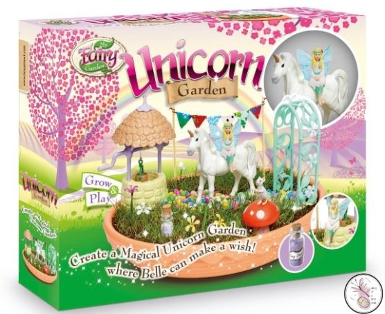 Unicorn Garden Kit