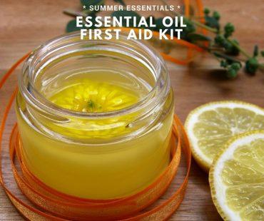 Summer Essentials Essential Oils