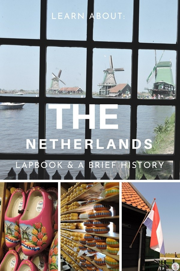 The Netherlands Lapbook