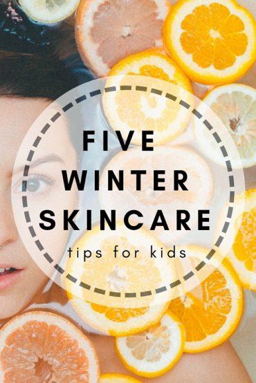 winter skincare