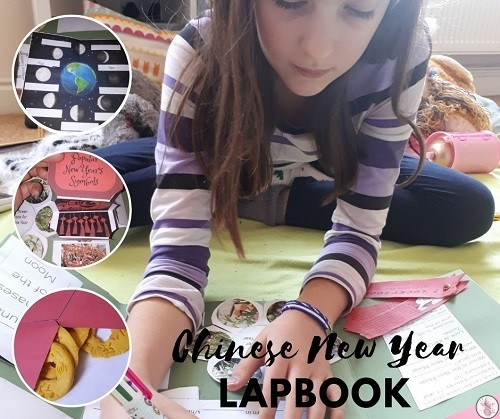 Chinese New Year Lapbook