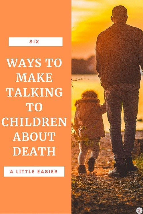 talking to children about death