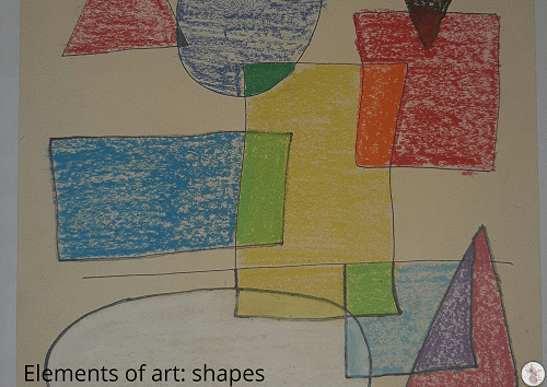 Elements of Art: Shapes