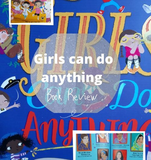 Girls can do anything - Caryl Hart