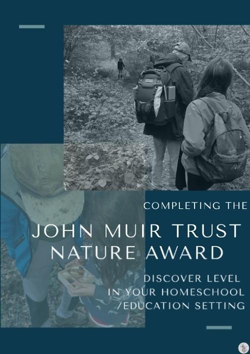 John MUIR TRUST Award Discover Level