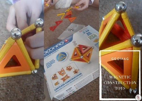 Geomag Magnetic Construction Set