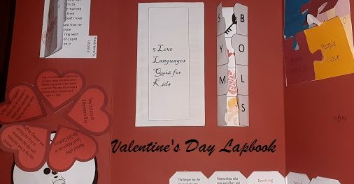 Valentine's Lapbook